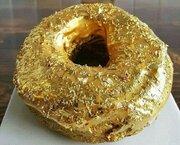 هشدار درباره خوردن غذاهایی با روکش طلا +عکس