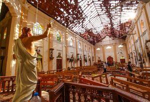 نقشه مشترک ترامپ و بن سلمان برای سریلانکا/ 350 مسیحی چگونه قربانی رقابت تجاری آمریکا و چین شدند
