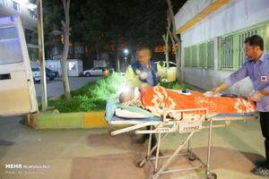 5 کشته درپی واژگونی اتوبوس در لرستان +اسامی