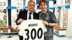 عکس/ رکورد مودریچ با پیراهن رئال