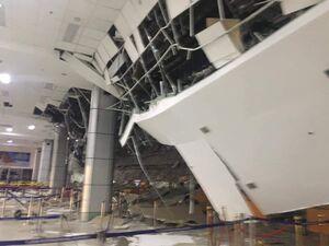 عکس/ زمینلرزه مهیب در فیلیپین