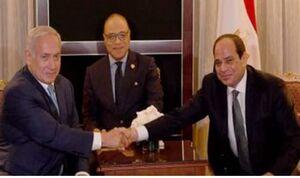 «السیسی» به جای «بن سلمان» مأمور بازاریابی «معامله قرن» شد