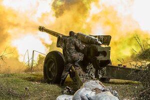 نبرد سنگین ارتش سوریه با داعش در دیرالزور