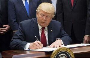 """ترامپ مامور حرکت دادن ایران به سمت """"اقتصاد بدون نفت"""""""