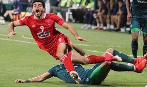گزارش AFC از شکست پرسپولیس