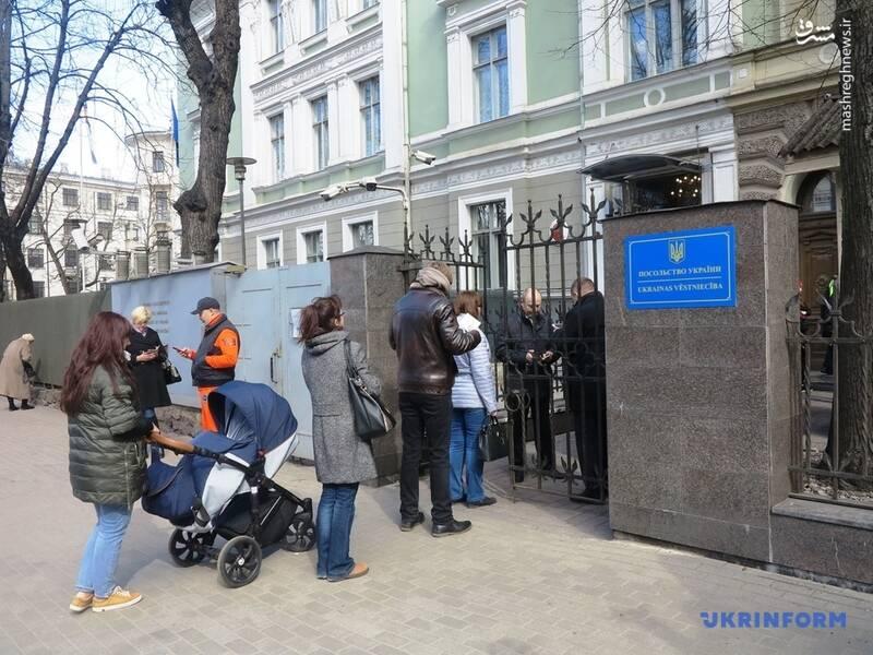 عکس/ پیروزی زلنسکی در انتخابات اوکراین - 7