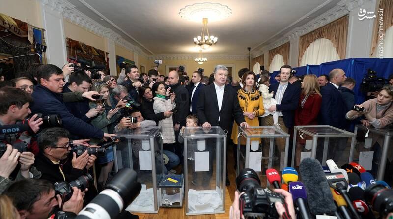 عکس/ پیروزی زلنسکی در انتخابات اوکراین - 5
