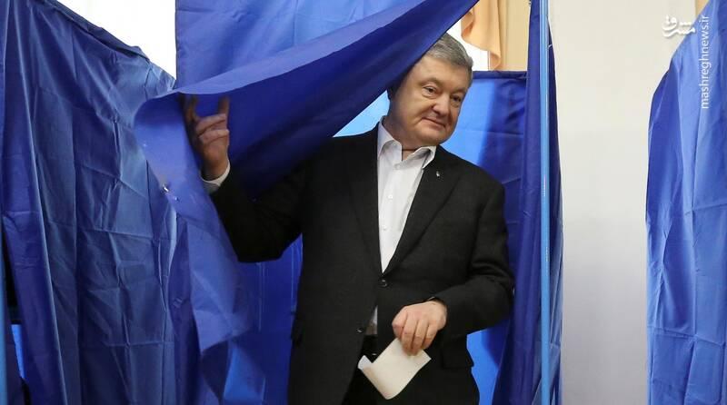 عکس/ پیروزی زلنسکی در انتخابات اوکراین - 4