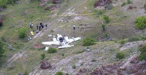 6 کشته بر اثر سقوط یک فروند هواپیمای کوچک در آمريکا