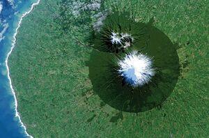 عکس/ بالاتر از زمین