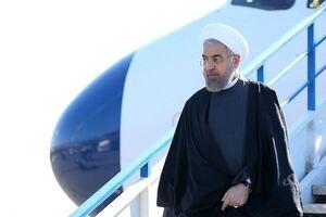 سفر روحانی به استانهای کردستان و کرمانشاه لغو شد