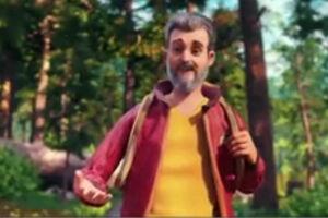 """فیلم/""""اَمیرُ الزَّمان""""انیمیشن ملا باسم کربلایی برای بچهها"""