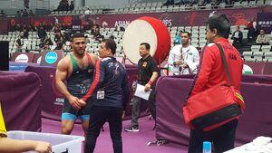 راهیابی 3 آزادکار ایران به فینال قهرمانی آسیا
