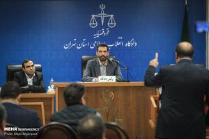 تذکر قاضی مسعودی به پسر احمدیان/ تحریم رافع مسوولیت متهمان نیست