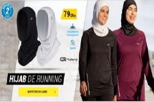 تبلیغ حجاب توسط یک برند در فرانسه جنجال بوجود آورد