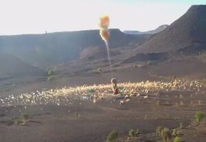 «بدر اف»؛ جدیدترین موشک یمنی با کلاهک AirBurst/ پذیرایی داغ از متجاوزان با «14 هزار ترکش» +فیلم