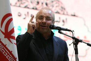 قالیباف: سرنوشت فلسطین را دلارهای نفتی و آمریکای تعیین نمیکنند