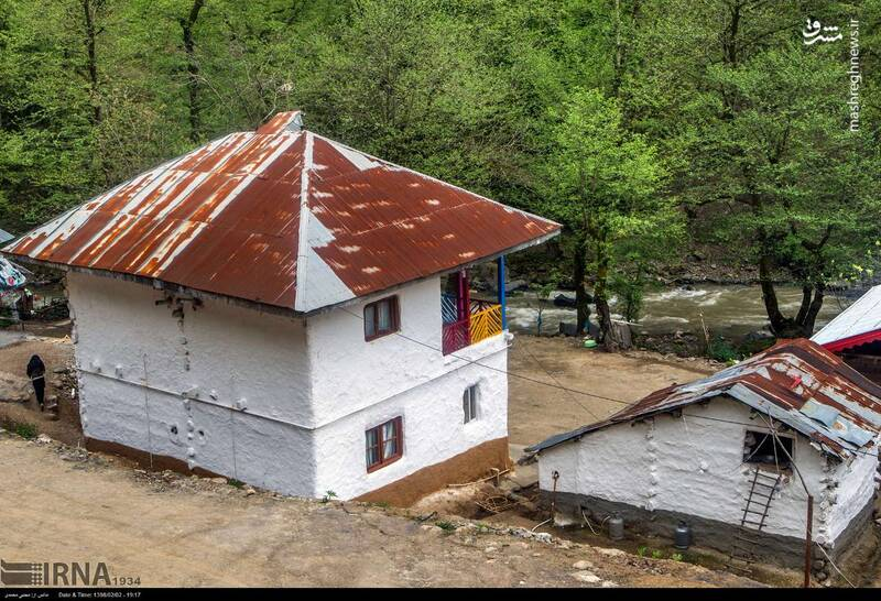عکس/ ساخت خانه در حریم رودخانه - 5