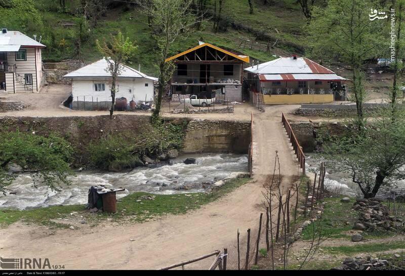 عکس/ ساخت خانه در حریم رودخانه - 9