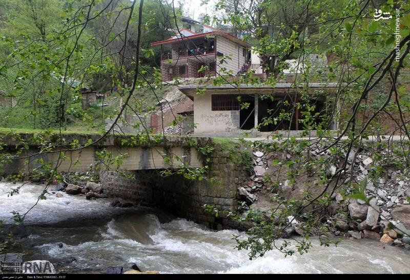 عکس/ ساخت خانه در حریم رودخانه - 10