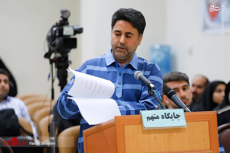 عکس/ ششمین دادگاه تعاونیهای البرز ایرانیان - 5