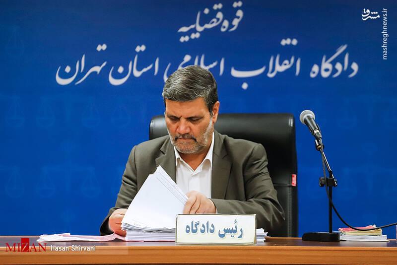 عکس/ ششمین دادگاه تعاونیهای البرز ایرانیان - 3