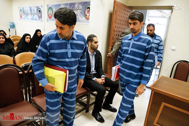 عکس/ ششمین دادگاه تعاونیهای البرز ایرانیان - 0