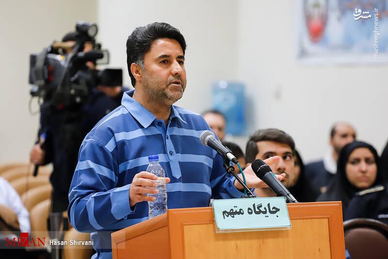 عکس/ ششمین دادگاه تعاونیهای البرز ایرانیان - 7