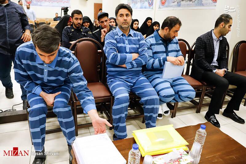 عکس/ ششمین دادگاه تعاونیهای البرز ایرانیان - 4
