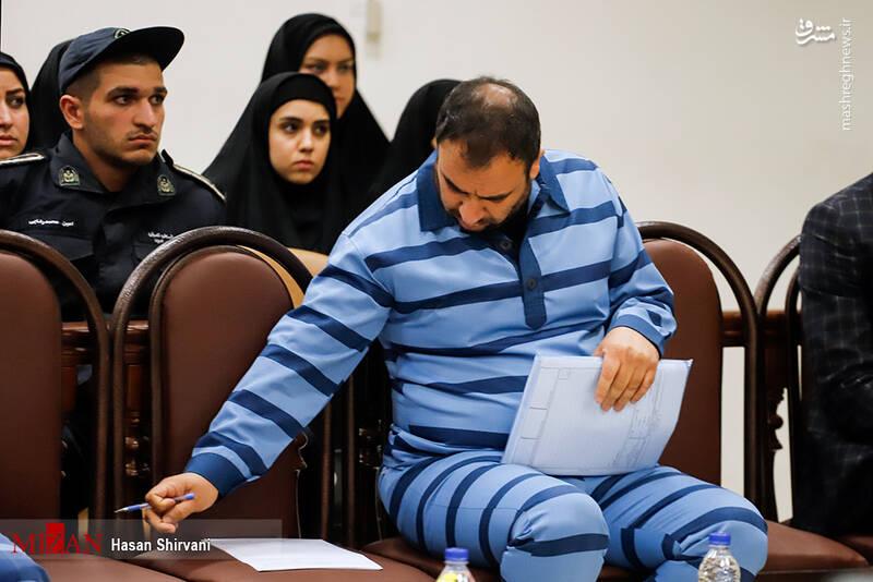 عکس/ ششمین دادگاه تعاونیهای البرز ایرانیان - 2