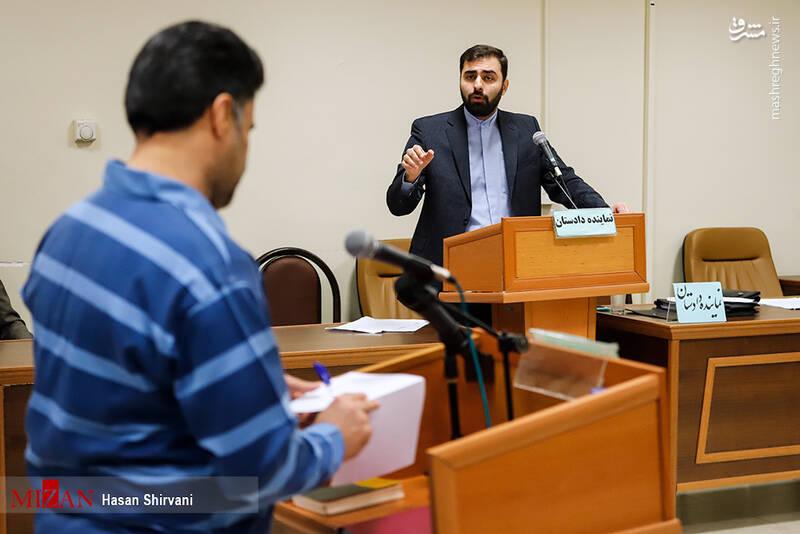 عکس/ ششمین دادگاه تعاونیهای البرز ایرانیان - 10