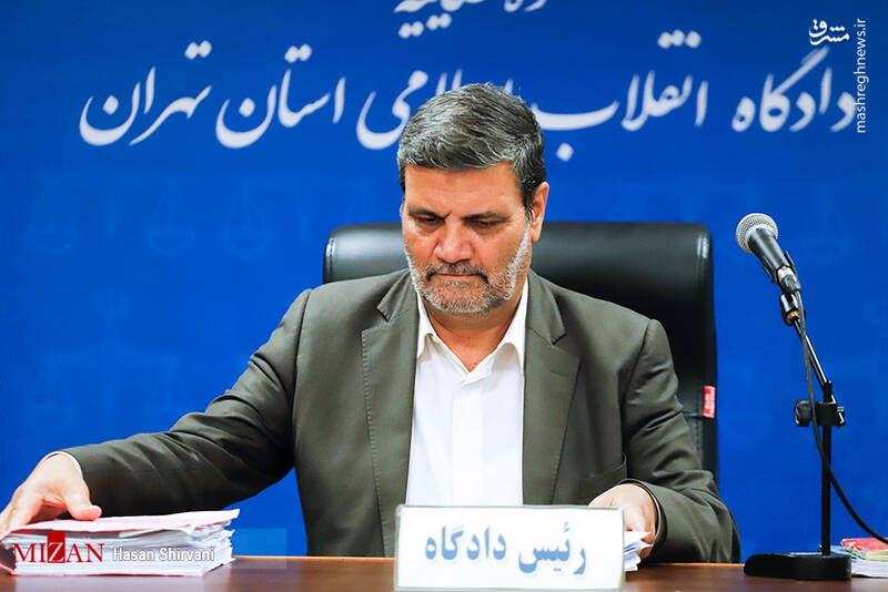 عکس/ ششمین دادگاه تعاونیهای البرز ایرانیان - 9