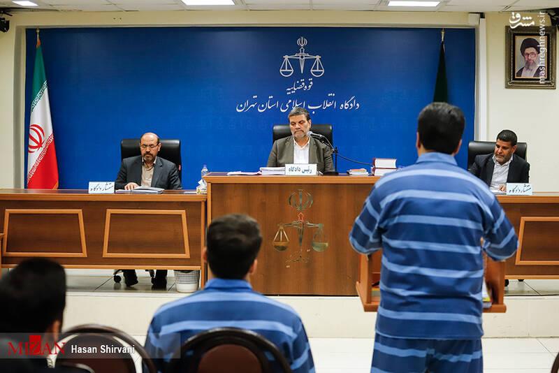 عکس/ ششمین دادگاه تعاونیهای البرز ایرانیان - 6