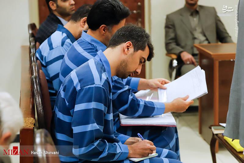 عکس/ ششمین دادگاه تعاونیهای البرز ایرانیان - 16