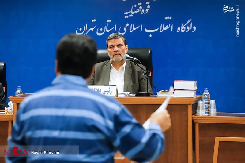 عکس/ ششمین دادگاه تعاونیهای البرز ایرانیان - 15