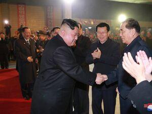 رهبر کره شمالی عازم روسیه شد