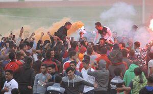 فیلم/ جشن هواداران شاهین بوشهر پساز صعود به لیگ برتر