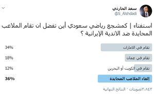 سعودیها هم از «زمین بی طرف» خسته شدند! +عکس
