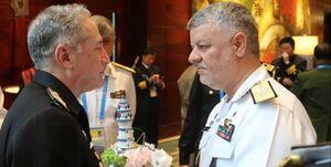 ناوگروه نیروی دریایی پاکستان به ایران می آید