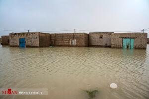 سیلاب در سیستان و بلوچستان