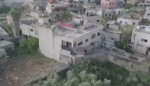 اسرائیل منزل شهید فلسطینی را منفجر کرد +فیلم