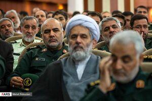 عکس جدید از فرمانده فراری سپاه!