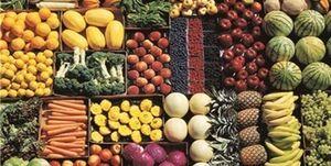 تاثیر بارش باران بر قیمت میوه