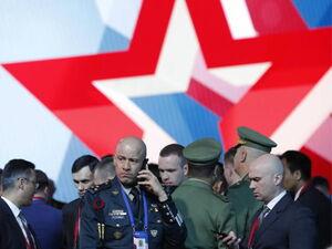 عکس/ کنفرانس امنیتی مسکو