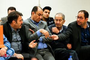 هفتمین جلسه دادگاه رسیدگی به اتهام مدیر عامل سابق شرکت بازرگانی پتروشیمی و ۱۳ متهم دیگر