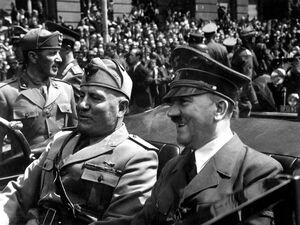 فیلم/ شباهت هیتلر و ترامپ از نظر رهبر انقلاب