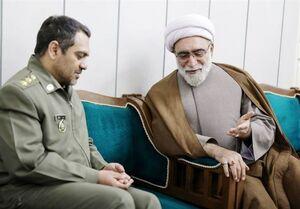 تقدیر تولیت آستان قدس از سرهنگ معروف ارتش +عکس