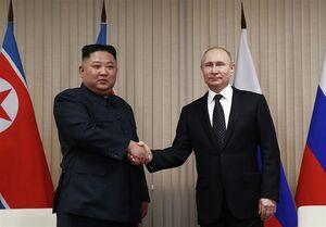 پوتین مذاکرات با کره شمالی را پرمحتوا ارزیابی کرد