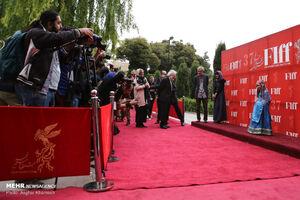 عکس/ اختتامیه سیوهفتمین جشنواره جهانی فیلم فجر