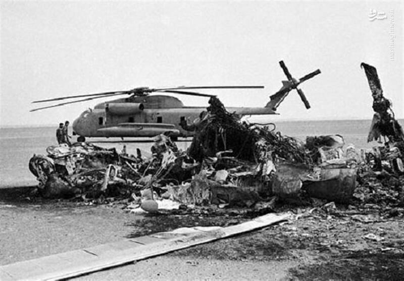 اولین گزارشگران حادثه طبس چه کسانی بودند؟
